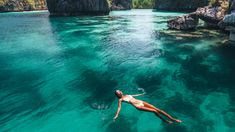 Day P H I L I P P I N E S 🇵🇭🌺💙 So this is how the heavens look like? A home to more than islands, amazing flora and fauna, a variety of animals, dreamy beaches and waterfalls Holiday Destinations, Vacation Destinations, Vacations, Serenity, Beach Illustration, Boracay Island, Vacation Deals, Palawan, Once In A Lifetime