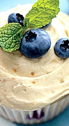 from bon appétit blueberry hill cupcakes blueberry hill cupcakes more ...