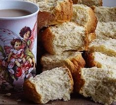 A lovely South African recipe for Egg-free Buttermilk Rusks. Healthy Family Meals, Healthy Snacks, Buttermilk Rusks, Egg Recipes, Cooking Recipes, Rusk Recipe, South African Recipes, Health Eating, Egg Free
