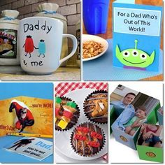 15 Father's Day Craft, Card, & Cupcake Ideas