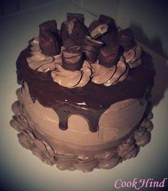 Layer cake kinder bueno