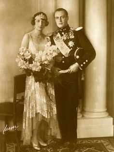Crown Prince Olav V of Norway(later became King) he married his first cousin Princess Märtha of Sweden on 21 March 1929 in Oslo