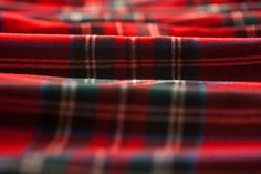 National Tartan Day is in the first week in April.