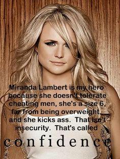 ♥ Inspiration - Miranda Lambert