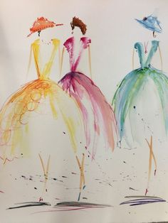 Are you a beginner and want some good idea for painting with watercolor? Here we have some Easy Watercolor Paintings For Beginners Watercolor Beginner, Watercolor Paintings For Beginners, Beginner Painting, Painting Ideas For Beginners, Watercolor Cards, Watercolor Flowers, Abstract Watercolor, Simple Watercolor Paintings, Watercolor Dress