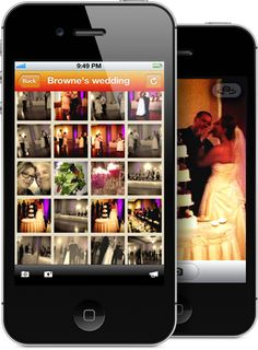 Phototwine is live on the app store!  Download for free, create events, share the code with all your friends, and receive all of the photos right on your phone!  Intertwine your photos!