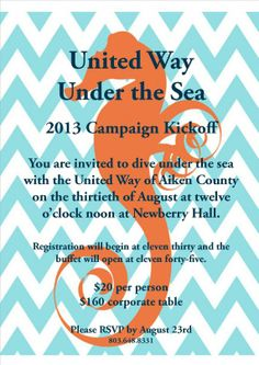 United Way Under the Sea | United Way of Aiken County