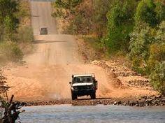 Gib River Road, Australia