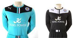 Leicester City 2013/14 Puma Goalkeeper Kits Football Shirts, Sports Shirts, Championship League, Goalkeeper Kits, King Power, Leicester, Soccer, Graphic Sweatshirt, City