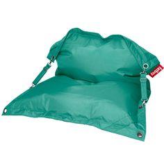 Buggle Up bean bag, turquoise