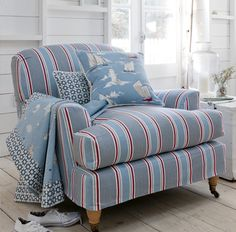 Interior Design Inspiration - The Great British Seaside | Terrys Fabrics's Blog