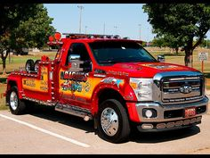 Barnes Wrecker Service, Inc. Small Trucks, Old Trucks, Tow Truck, Pickup Trucks, Wrecker Service, Towing And Recovery, Rescue Vehicles, Ford F Series, Ford Super Duty