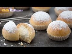 authentic italian recipes from italy Italian Pastries, Sweet Pastries, Italian Desserts, Sweet Desserts, Easy Desserts, Italian Recipes, Sweet Recipes, Cake Recipes, Savoury Dishes