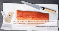 incredibly delicate, most beautiful smoked salmon i have ever tasted.  at maltby street market - ask to try the tail!