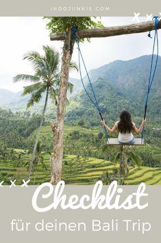 Bali Urlaub Vorbereitung ☀️ Du hast dich zu einem Urlaub auf Bali entschieden? Wunderbar. Jetzt geht es an die Vorbereitungen. In diesem Vorbereitungs-Guide findest du alle wichtigen Punkte, die du vor deiner Reise erledigen solltest um optimal auf deine Balireise vorbereitet zu sein.