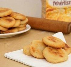 Villámgyors kelesztés nélküli krumplis pogácsa - Blikk Rúzs Yummy Food, Tasty, Cooking Chef, Ham, Vegetarian Recipes, Bakery, Chips, Food And Drink, Sweets