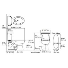 Found it at AllModern - Highline Comfort Height Two-Piece Elongated 1.28 GPF Toilet with Class Five Flush Technology and Left-Hand Trip Lever