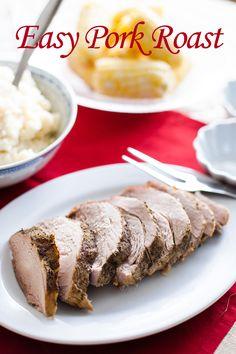 This Easy Pork Roast