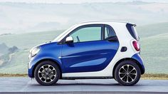 2015 Smart fortwo ($13,270)