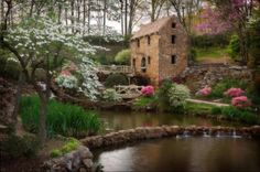 The Old Mill in my hometown of North Little Rock, AR