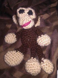 Monkey crochet