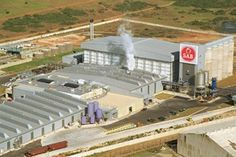 South African Breweries invests in new plant to support local economy & drive job creation.