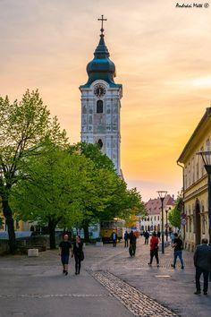 Pécs, Ferencesek utcája - Andrási Máté fotója
