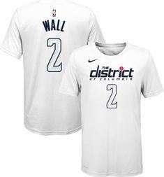 Nike Youth Washington Wizards John Wall Dri-FIT City Edition T-Shirt 2714d19b3