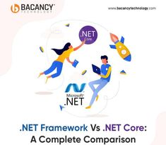 .NET Core Vs. .NET Framework, in this blog post we will provide you interesting and infographics comparison of it so you will choose the right framework.