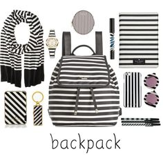How To Wear Molly's Backpack Outfit Idea 2017 - Fashion Trends Ready To Wear For Plus Size, Curvy Women Over 20, 30, 40, 50