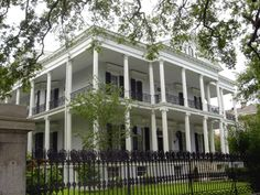 New Orleans mansion
