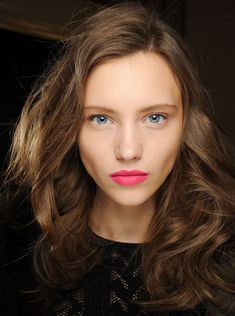 our favorite lip color from @DVF Fall 2013