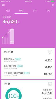 브로콜리 어플. 앱 하나로 신용카드와 계좌 조회