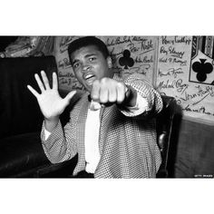 Muhammad Ali #Clay dies at 74 he turned professional in October 1960 aged 18 and won 18 straight fights before travelling to London in June 1963 for his first paid bout overseas where he predicted a fifth-round knockout of local hero Henry Cooper.