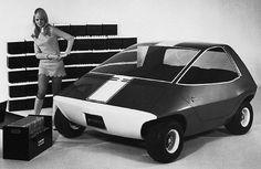 electric car, 1967