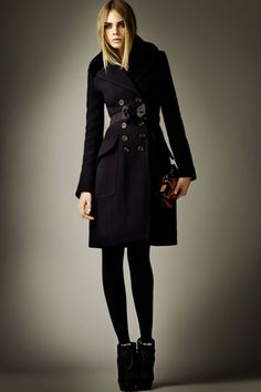 Burberry Pre-Fall 2012 Womenswear
