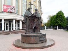 Споменик Ћирилу и Методију, Саратов (Русија)