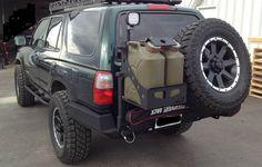 2002 4runner aftermarket rear hatch - Google Search