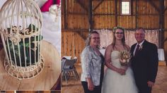 Peoria Illinois Wedding Photographer | Northern Barn Wedding www.mapleseedsphotography.com