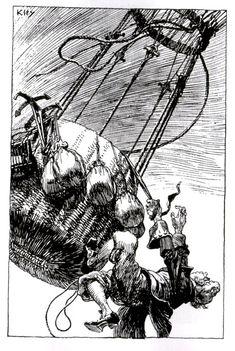 The Lost Art of Heinrich Kley (Joseph V. Procopio - Lost Art Books) | Le blog de Li-An