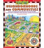 Scholastic Site with resources about communities.