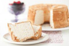 Angel Food Cake (#grainfree #paleo) | DeliciouslyOrganic.net