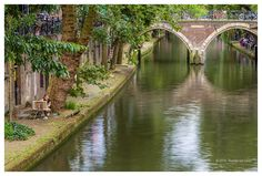 The Artist - Oudegracht by Thomas van Galen on 500px