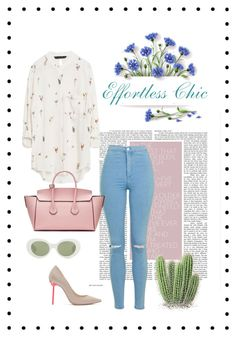 """""""Untitled #139"""" by daisy-du on Polyvore featuring Topshop, Sophia Webster, Bally and Acne Studios"""