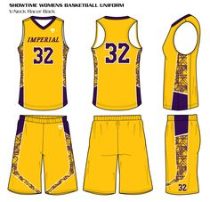 28d3c34171d Showtime Women's Sublimated Basketball Uniforms are lightweight and custom  Basketball Uniforms your players will dominate in!