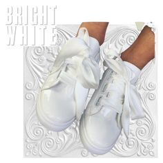 """white sneakers"" by bellino on Polyvore featuring schoonheid en La Maison"