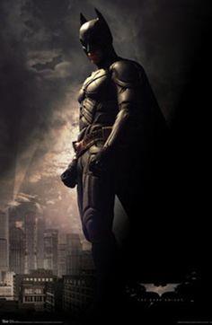 Dark Knight - Batman Wall Poster