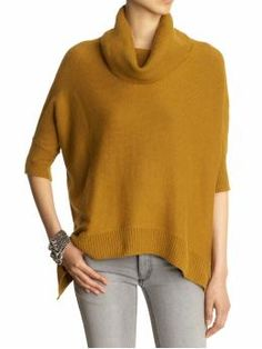 Turning Season Poncho from Piperlime, $59