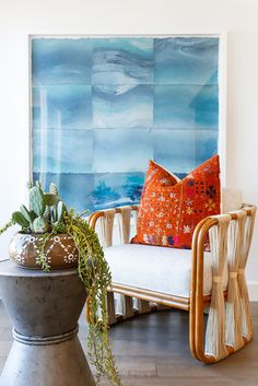 You+Won't+Believe+What+This+Beachy+Boho+Home+Used+to+Look+Like+via+@MyDomaineAU