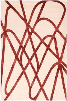 Farrah Ruby rug | Th